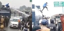 Navdeep Singh a 'hero' during Punjab Farmers Protest