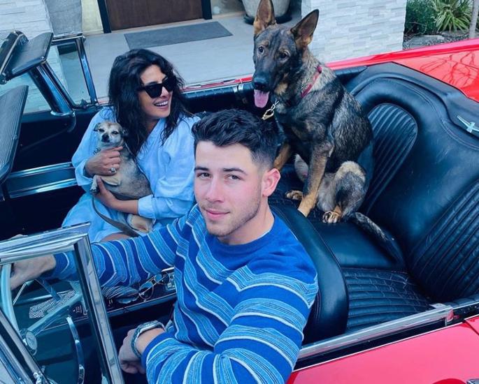 Nick Jonas talks about 'Family Business' with Priyanka Chopra - family