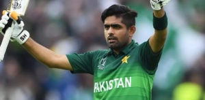 Pakistani Cricketer Babar Azam accused of Physical Abuse f