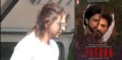 क्या यह शाहरुख खान का पठान लुक है?