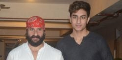 Saif Ali Khan confirms Son Ibrahim's Bollywood Entry?