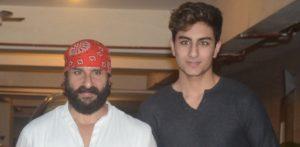 सैफ अली खान ने बेटे इब्राहिम की बॉलीवुड एंट्री की पुष्टि की