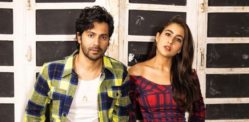 Sara Ali Khan calls Varun Dhawan a 'Brat' and a 'Copycat'