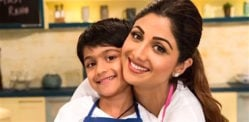 Shilpa to give 20 Carat Diamond to son's wife on One Condition