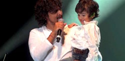 Sonu Nigam says He doesn't want Son Neevan to be a Singer