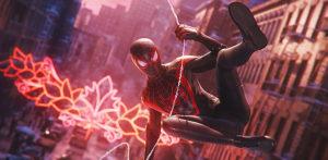 स्पाइडर मैन माइल्स मोरालेस - एक नया वेब-स्लिंगिंग साहसिक एफ