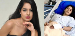 TV Actress Malvi Malhotra attacked for Refusing Marriage Proposal