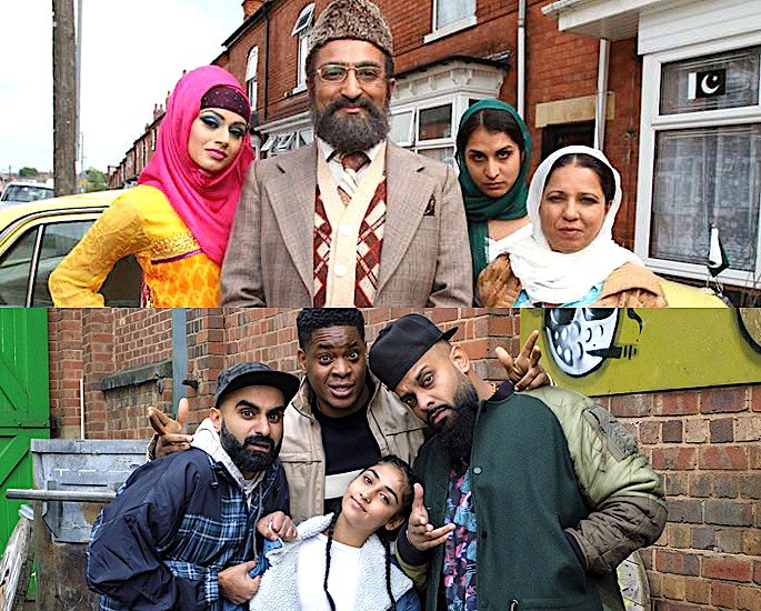 The Progress of British Asian Comedy on Television - IA 8