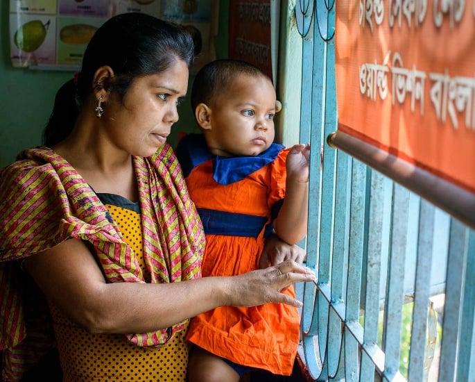 The Stigma of Prostitution & Sex Work in Bangladesh - children