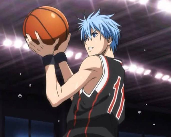 Top 5 Sports Anime Watched in Asia - kuroko