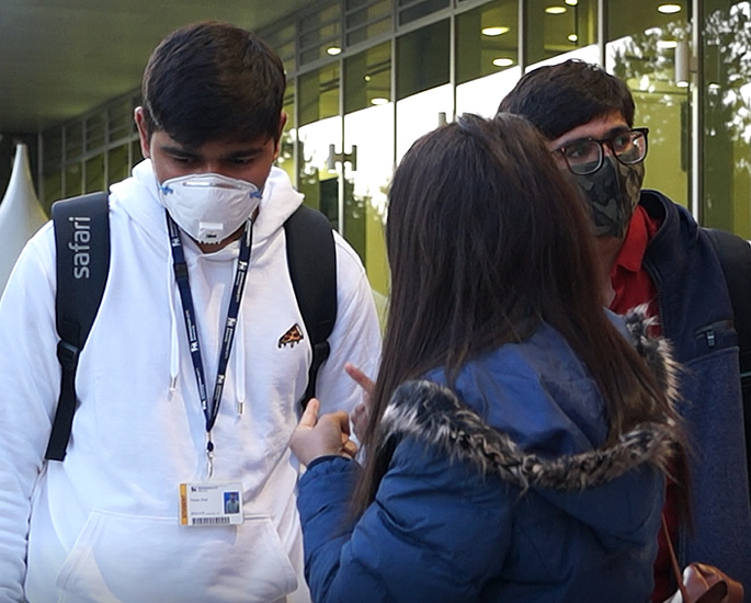 UK Freshers on Life During the Covid-19 Pandemic - students