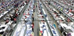 Garment Factory Worker forced to Pay Back part of Wage
