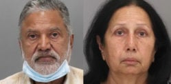 US Couple charged after Man found Living in Storage Room