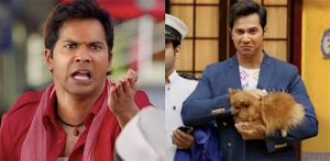 Varun Dhawan trolled for 'Overacting' in Coolie No. 1 Trailer f