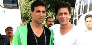 Why Akshay Kumar and SRK can Never Work Together f
