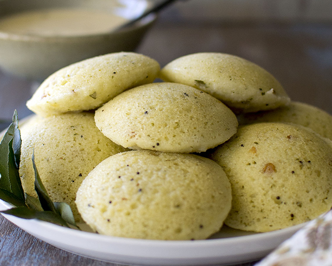 10 You Must Try - idli