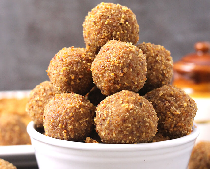 10 You Must Try - laddu