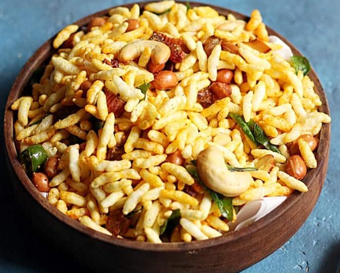 10 Healthy Indian Snacks You Must Try - murmura