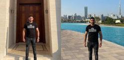 Amir Khan anaonyesha Nyumba mpya ya Likizo ya Dubai