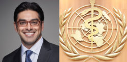 Anil Soni appointed as 1st CEO of The WHO Foundation