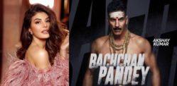 அக்ஷய் நடித்த 'பச்சன் பாண்டே'வுடன் ஜாக்குலின் பெர்னாண்டஸ் இணைகிறார்