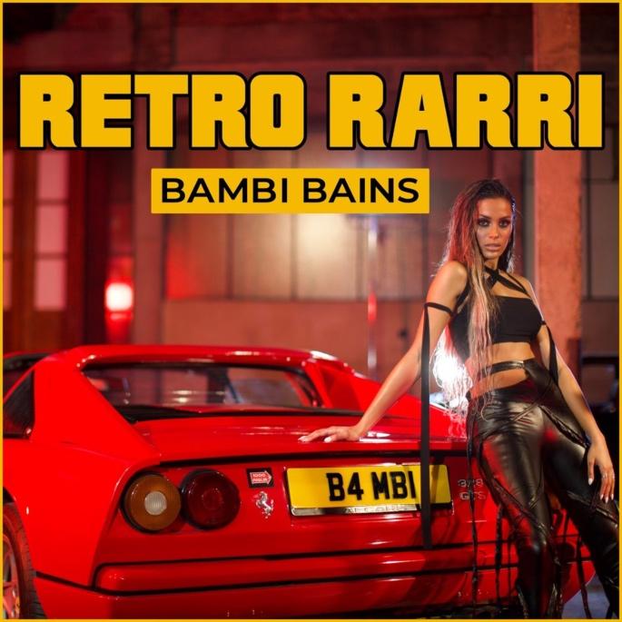 Bambi Bains talks 'Retro Rarri' and Female Empowerment - cover