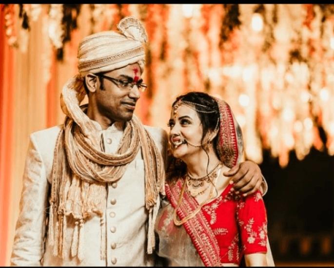 Indian Comedian Biswa Kalyan Rath marries Sulagna Panigrahi-IA1
