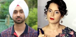 Diljit Dosanjh slams 'Obsessed' Kangana as feud reignites