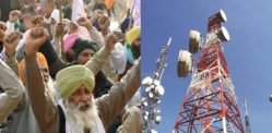 Farmers destroy over 150 Jio Mobile Towers in Punjab