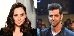 Gal Gadot reacts to Hrithik Roshan's 'Wonder Woman' Tweet
