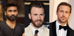 Indian Actor Dhanush to act with Chris Evans and Ryan Gosling