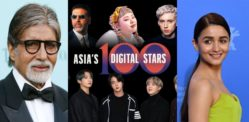 12 Indian Celebrities feature in Forbes Asia's 100 Digital Stars