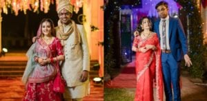 Indian Comedian Biswa marries sulagna-f