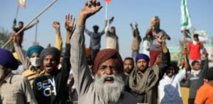 Indian Farmers' Protest Gains Worldwide Support f
