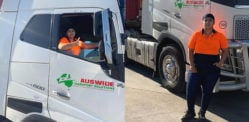 Indian Trucker reveals Life as Female Driver in Australia