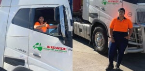 Indian Trucker reveals Life as Female Driver in Australia f