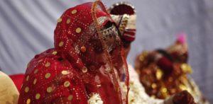 भारतीय लड़की दुल्हन