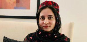 करीमा बलूच कार्यकर्ता