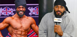 Kuldeep Singh Chana talks Bodybuilding, Stress & Racism