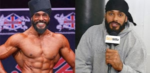 Kuldeep Singh Chana talks Bodybuilding, Stress & Racism - F