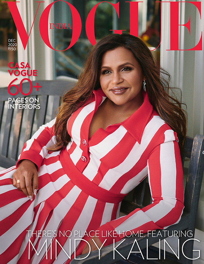 Mindy Kaling opens up on Body Confidence issues post-pregnancy f