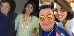 Neetu Kapoor opens up on Rishi Kapoor's Death