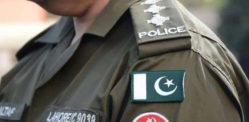 Pakistani Policeman shot Dead in front of Wife