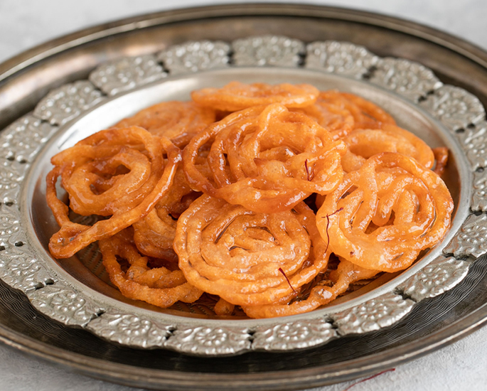 Popular Dessert Ideas for - jalebi