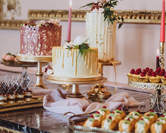 Popular Dessert Ideas for - table