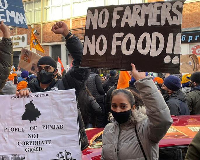 যে কারণে ভারতীয় কৃষকরা প্রতিবাদ করছেন - বিশ্বব্যাপী প্রতিবাদ