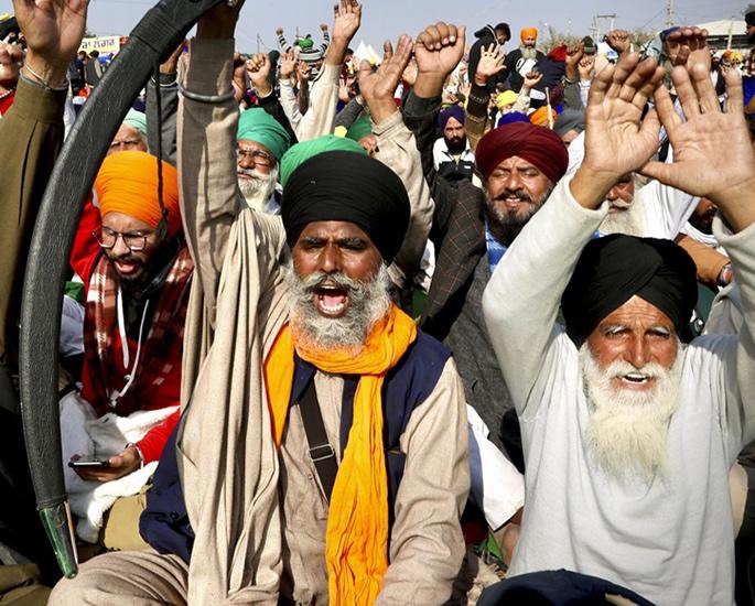 ভারতীয় কৃষকরা কেন প্রতিবাদ করছেন - প্রতিবাদ করছেন
