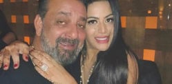 Sanjay Dutt's Daughter responds to his Past Drug-Addiction