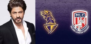 Shah Rukh Khan invests in US Cricket League f