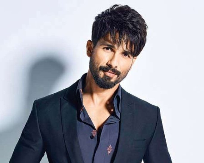 Shahid Kapoor Indian Celebrities